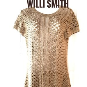 Willi Smith knitted sweater